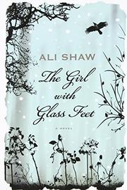 Book Cover for THE GIRL WITH GLASS FEET