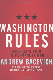 Cover art for WASHINGTON RULES