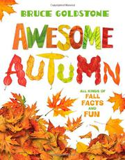 Book Cover for AWESOME AUTUMN
