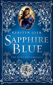 Cover art for SAPPHIRE BLUE