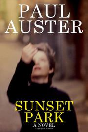 Book Cover for SUNSET PARK