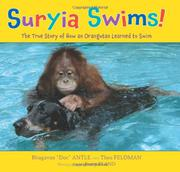 Book Cover for SURYIA SWIMS!