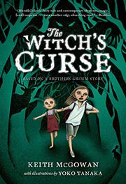 Cover art for THE WITCH'S CURSE