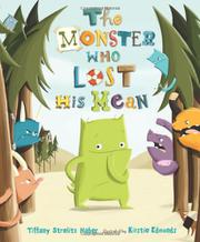 Cover art for THE MONSTER WHO LOST HIS MEAN
