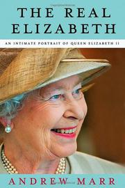 Book Cover for THE REAL ELIZABETH