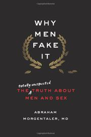 Cover art for WHY MEN FAKE IT