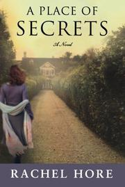 Cover art for A PLACE OF SECRETS