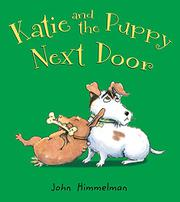 Book Cover for KATIE AND THE PUPPY NEXT DOOR