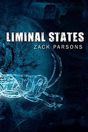 Cover art for LIMINAL STATES