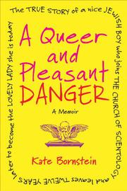 Book Cover for A QUEER AND PLEASANT DANGER