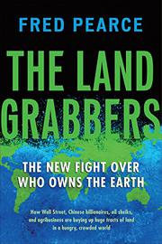 Book Cover for THE LAND GRABBERS