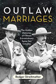 Cover art for OUTLAW MARRIAGES