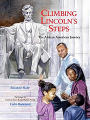 Cover art for CLIMBING LINCOLN'S STEPS
