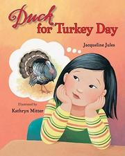 Book Cover for DUCK FOR TURKEY DAY