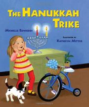 Cover art for THE HANUKKAH TRIKE