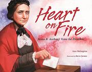 Book Cover for HEART ON FIRE