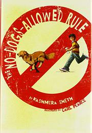 Book Cover for THE NO-DOGS-ALLOWED RULE