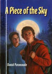 Cover art for A PIECE OF THE SKY