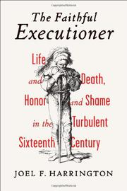 Book Cover for THE FAITHFUL EXECUTIONER