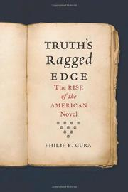 Cover art for TRUTH'S RAGGED EDGE