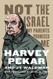 Cover art for NOT THE ISRAEL MY PARENTS PROMISED ME