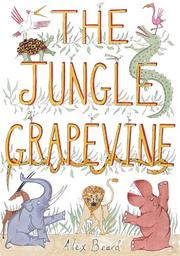 Cover art for THE JUNGLE GRAPEVINE