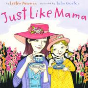 Book Cover for JUST LIKE MAMA