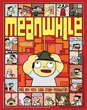 Cover art for MEANWHILE