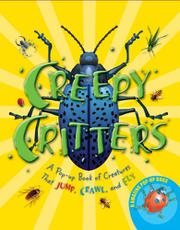 Book Cover for CREEPY CRITTERS
