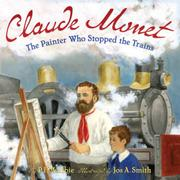 Cover art for CLAUDE MONET