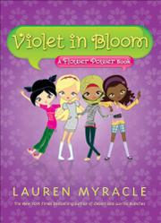 Book Cover for VIOLET IN BLOOM