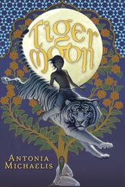 Cover art for TIGER MOON