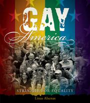 Cover art for GAY AMERICA