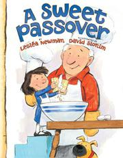 Book Cover for A SWEET PASSOVER