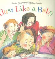 Cover art for JUST LIKE A BABY