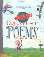 Book Cover for THE WORLD'S GREATEST