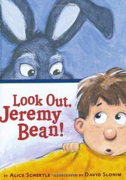 Cover art for LOOK OUT, JEREMY BEAN!