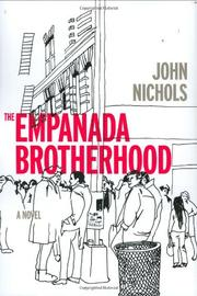 Cover art for THE EMPANADA BROTHERHOOD