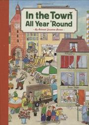 Cover art for IN THE TOWN ALL YEAR 'ROUND