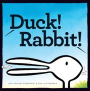 Cover art for DUCK! RABBIT!