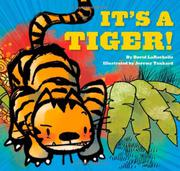 Book Cover for IT'S A TIGER!