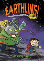 Cover art for EARTHLING!
