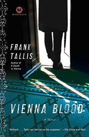 Book Cover for VIENNA BLOOD