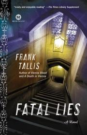 Book Cover for FATAL LIES
