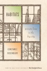 Book Cover for HABITATS