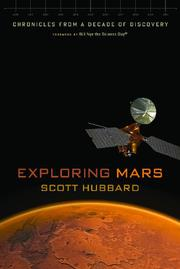 Cover art for EXPLORING MARS