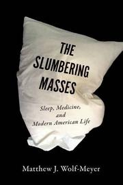 Cover art for THE SLUMBERING MASSES
