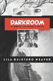 Book Cover for DARKROOM