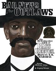 Book Cover for BAD NEWS FOR OUTLAWS