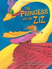 Cover art for THE PRINCESS AND THE ZIZ